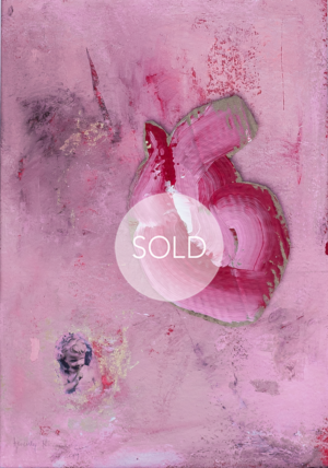 The heart likes silence. EVERLASTING MAY XV- Sold!